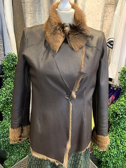 Celt Leather Ladies Jacket