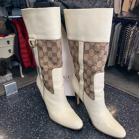 Gucci Ladies Boots