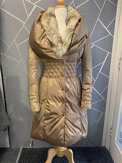 Roberto Cavalli Quilted Coat
