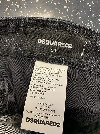 DSQUARED2 Men's Jeans