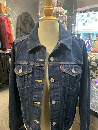 Levi Denim Ladies Jacket