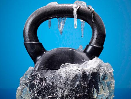 Chega de usar o frio como desculpa para deixar de treinar!
