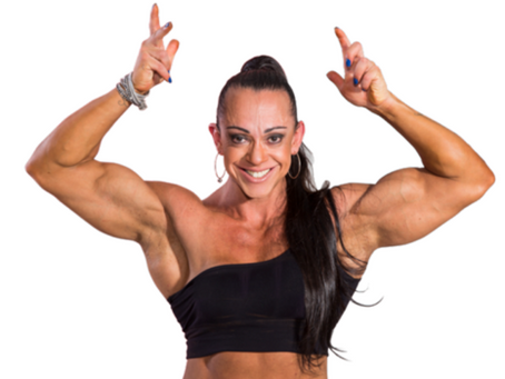 Larissa Cunha: Uma lenda no fisiculturismo brasileiro
