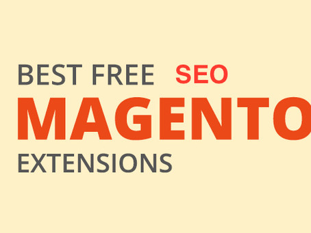 3 Free SEO Magento 2 Extensions 2020