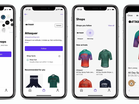 Shopify Consumer App - Shop