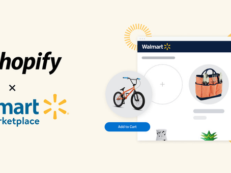 Shopify July 2020 and The Walmart Marketplace Seller expansion