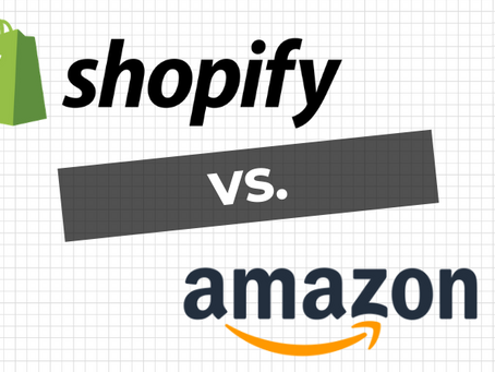 Amazon vs. Shopify and its winning strategy