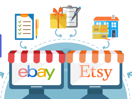Etsy vs. eBay – which online marketplace is best for your Shopify store?