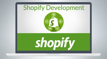 Web Development with Shopify Stores