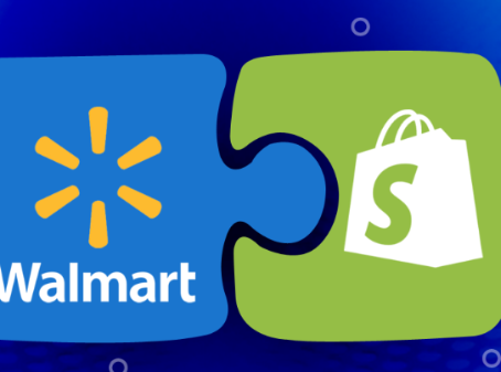 Walmart's Marketplace strategy with Shopify