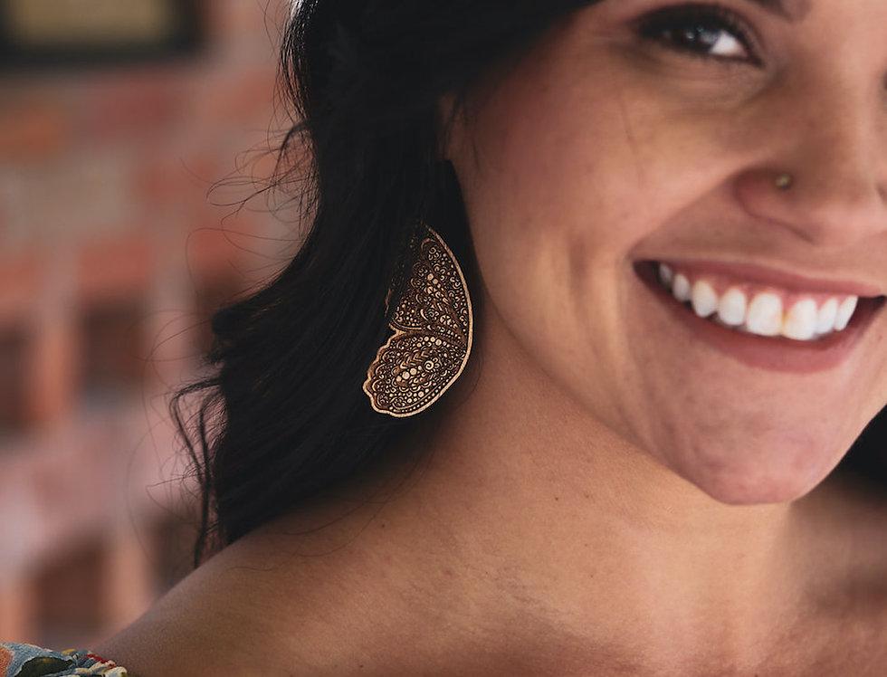 Flutterby Earring