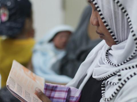 Newlife Muslim patient