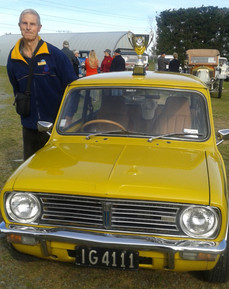 Winner - Mini - Most Unique Vehicle
