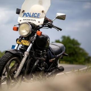 Motercycle Police Escort