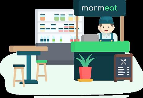 Kiosque Marmeat