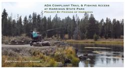ADA Compliant Trail & Fishing Access