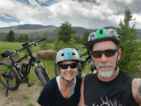 Ebikes and Electric Mountain Bike Rentals in Estes Park