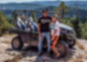 UTV rental Estes Park Colorado
