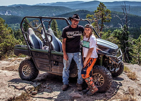 UTV rental Estes Park Colorado