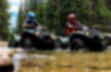 ATV rental in Estes Park Colorado