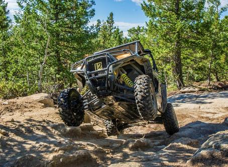 Surviving the Plane Crash Site: ATV or Jeep Rental in Estes Park Colorado