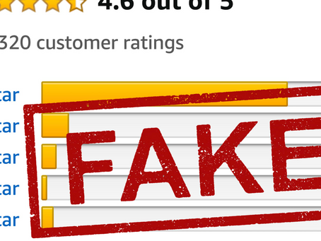 How do you Compete with Fake Google Reviews