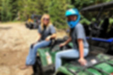 ATV and Jeep rental in Estes Park Colorado