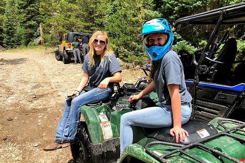 ATV and Jeep rental in Estes Park Colorado