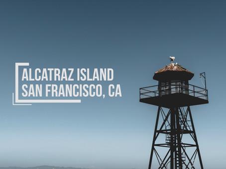 自駕游加州 第一集 登上惡魔島 挑戰開車穿過三藩市九曲花街