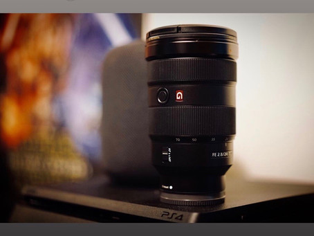 Review:MY FIRST HIGH END G MASTER LENS G Master 24-70 F2.8