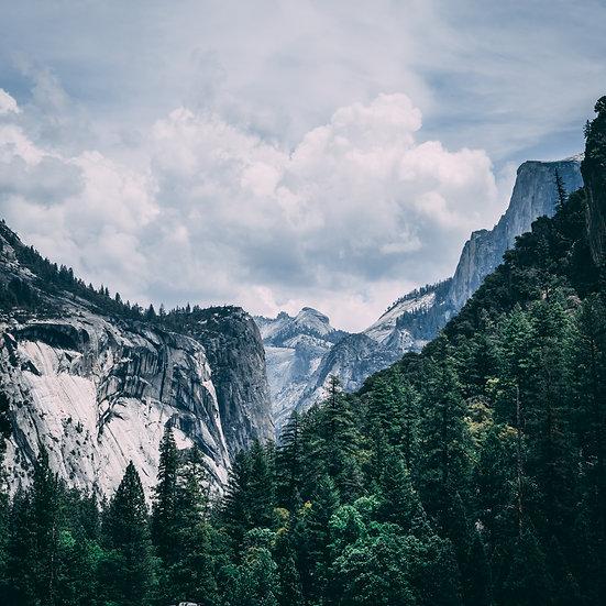 Spring Yosemite