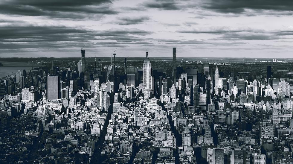 Grand Manhattan - B&W Version