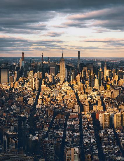 Grand Manhattan - Portrait Version