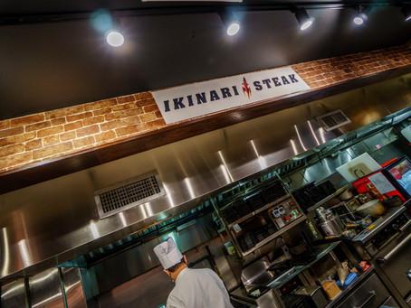 食扒在紐約 - IKINARI STEAK NYC