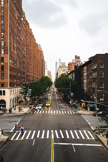 Way down to Manhattan