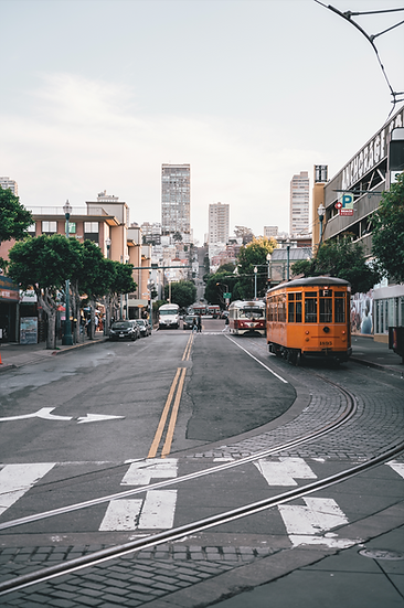 San Francisco Afternoon