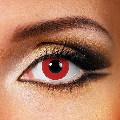 Red Circle Lenses