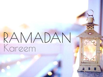 Un planner pour le Ramadan