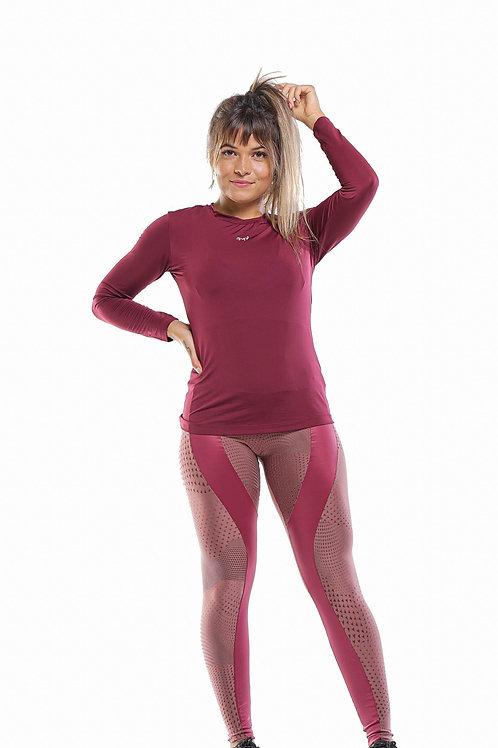 Camisa Proteção UV 50+ Feminina