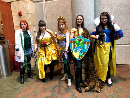 Heroines and Female Affiliation: Women's Support Networks in Contemporary Film and Cosplay