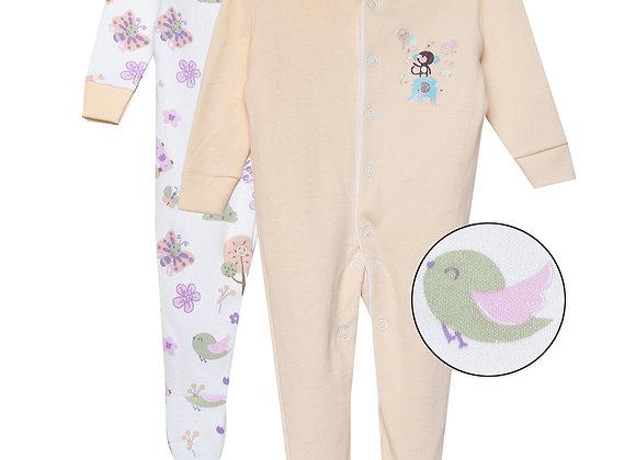 Baby Full suit | Peach | WonderME