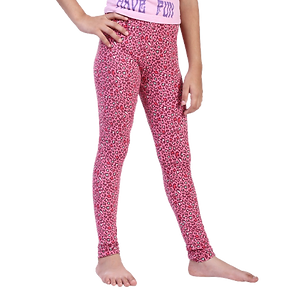 Girls Leggings | Cheetah Skin | WonderME