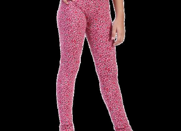 Girls Leggings   Cheetah Skin   WonderME
