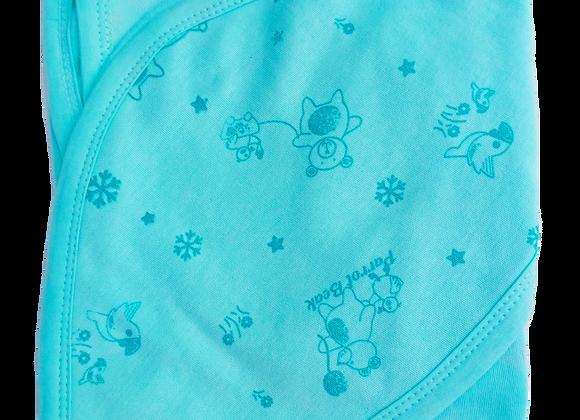 Baby Hooded Towel | Single Layer | Parrot Beak | SLH71