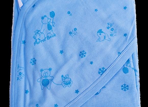 Baby Hooded Towel | Single Layer | Parrot Beak | SLH74