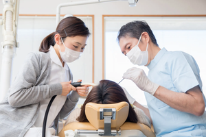 3. 前歯が大きい場合の治療方法