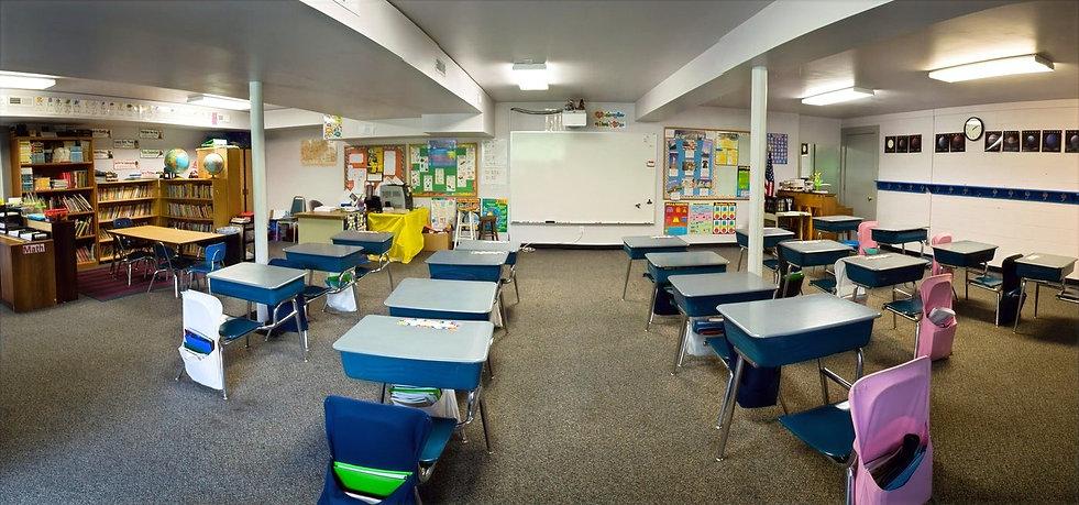 Introduction to third & Fourth Grade: Mr. Dan Maki's classroom.