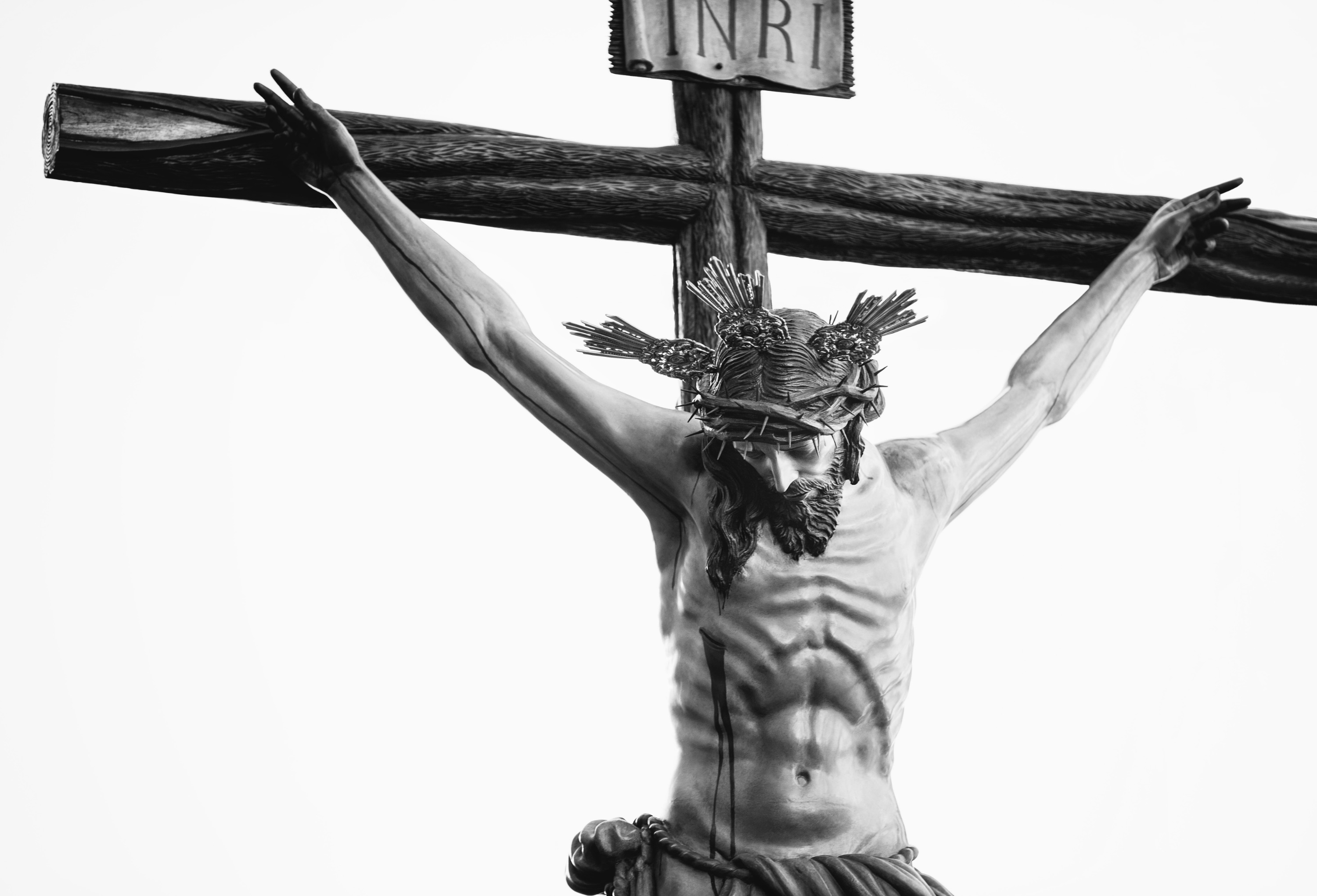 Jesus is the Perfect Sacrifice