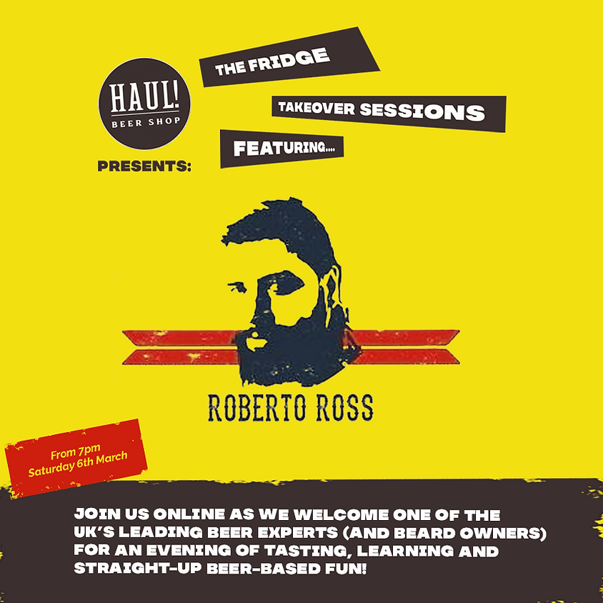 The Fridge Takeover Sessions featuring Roberto Ross