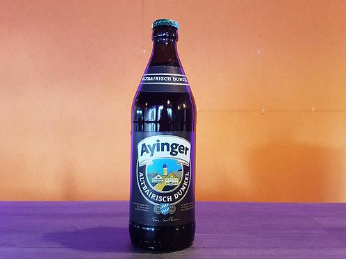 AYINGER - Altbairisch Dunkel 5%